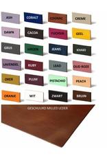 100% original leren plankendragers diverse kleuren