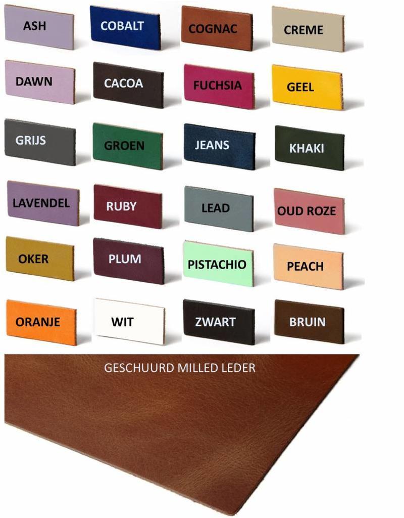 100% original Leder Regal unterstutzt verschiedene Farben