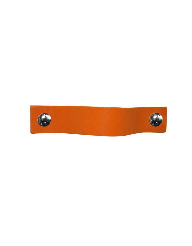 100% original Ledergriff Orange MobelGriff  XSmall 2cm