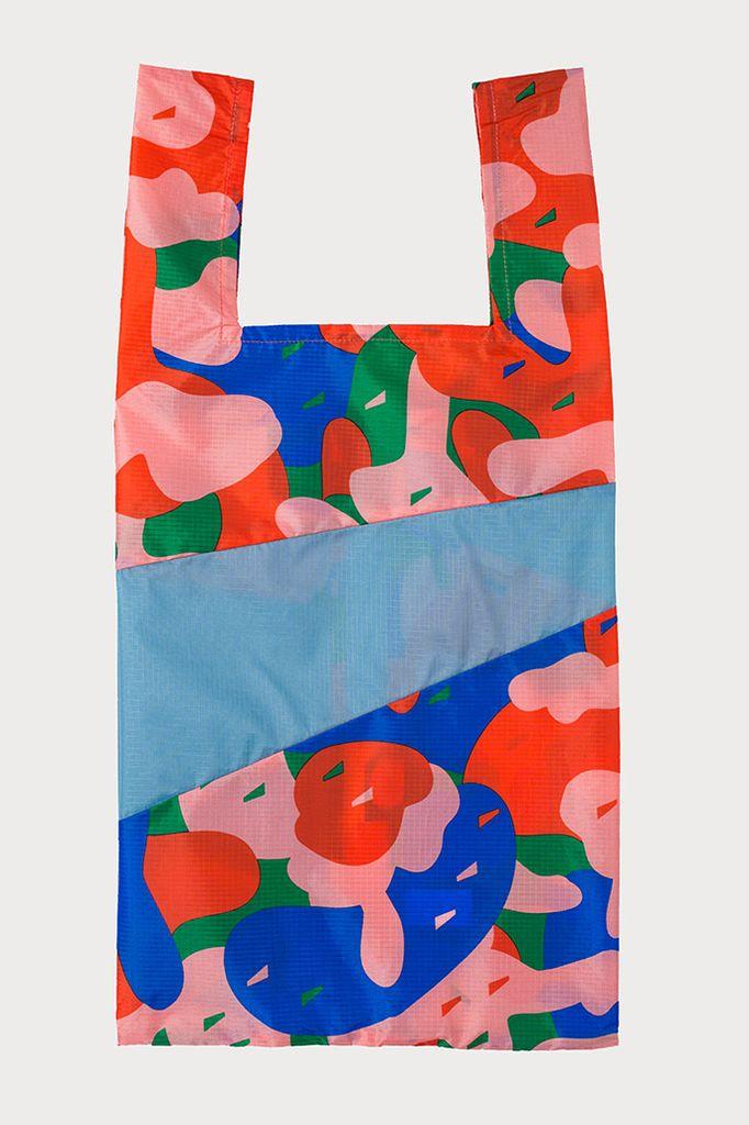 SUSAN BIJL Shoppingbag Camo & Ray
