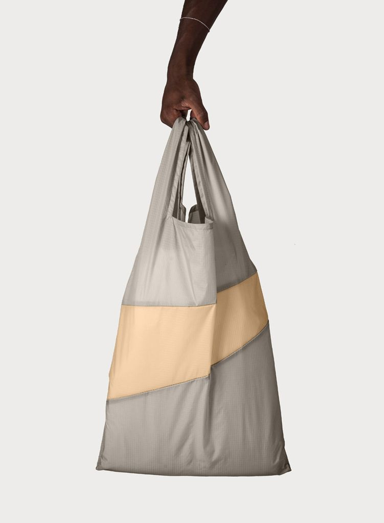 SUSAN BIJL Shoppingbag Agaat & Calcite