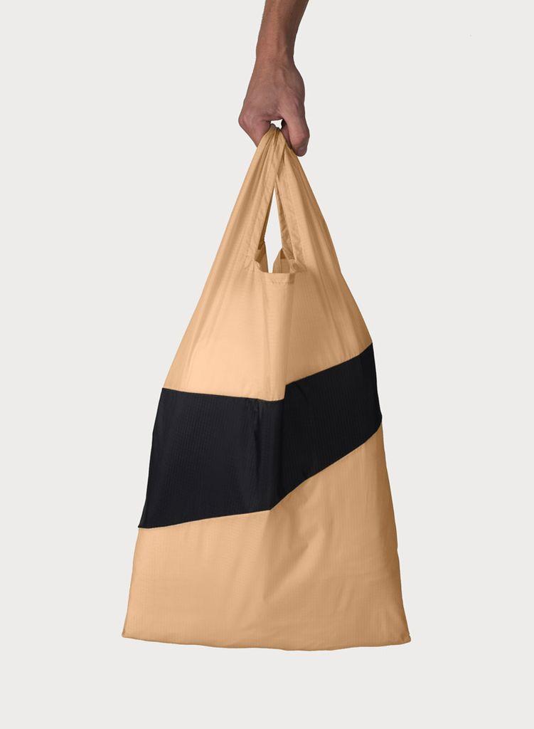 SUSAN BIJL Shoppingbag Calcite & Git
