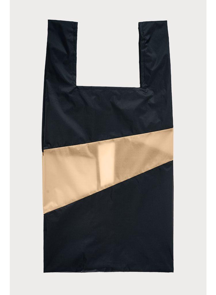 SUSAN BIJL Shoppingbag Git & Calcite
