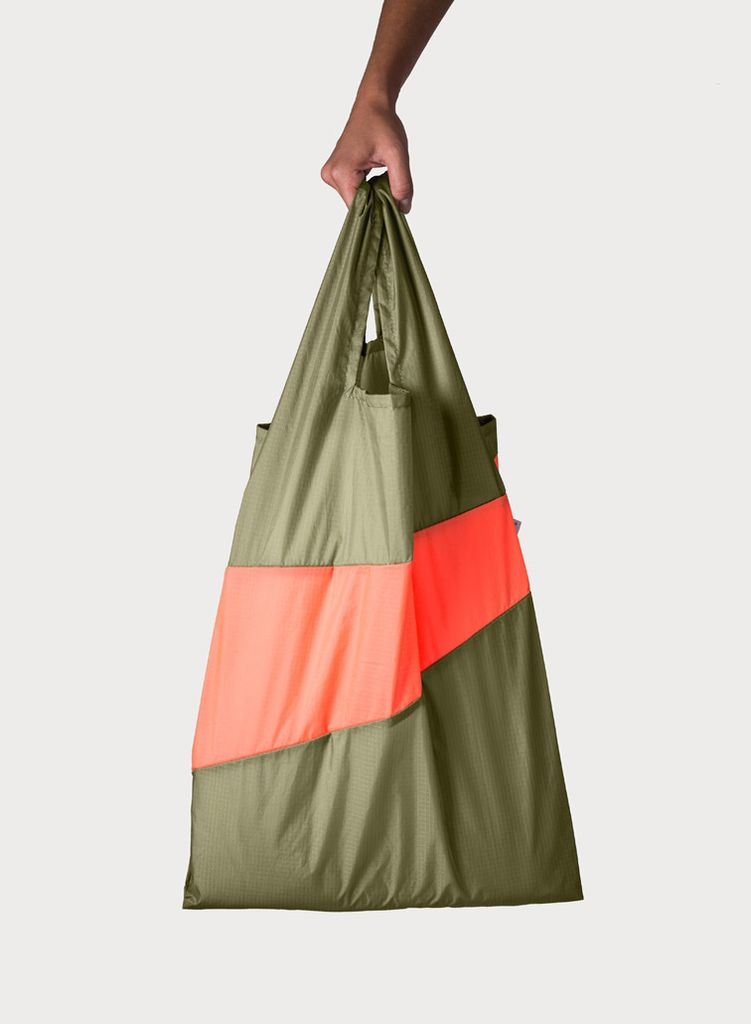 SUSAN BIJL Shoppingbag Tetra & Rhodo