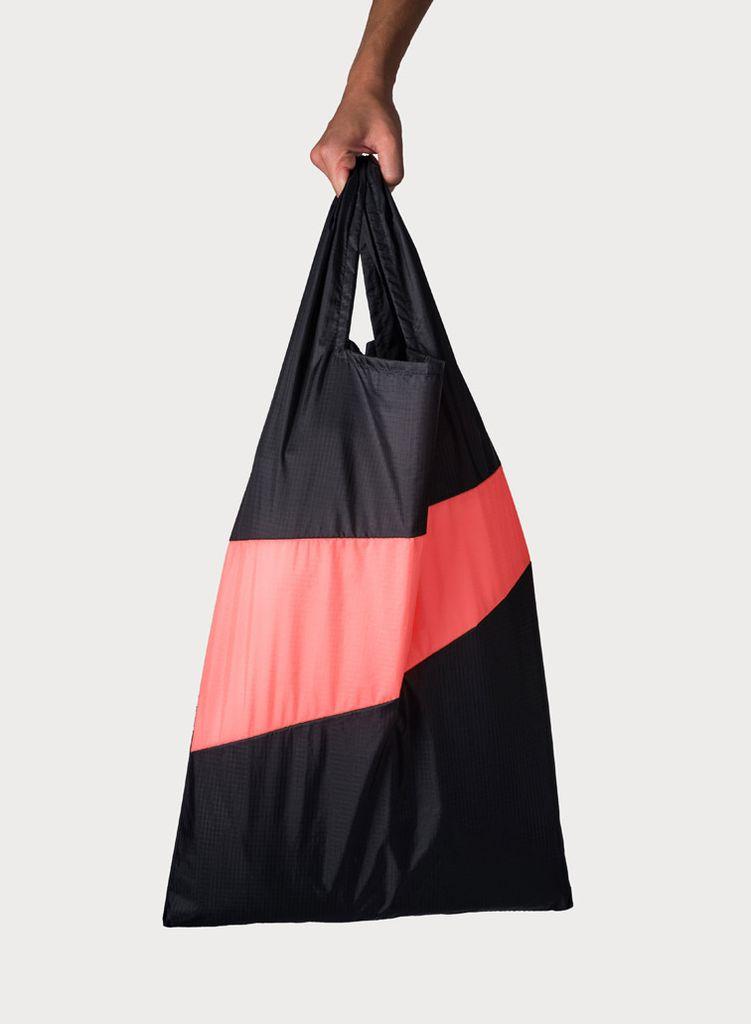 SUSAN BIJL Shoppingbag Git & Rhodo