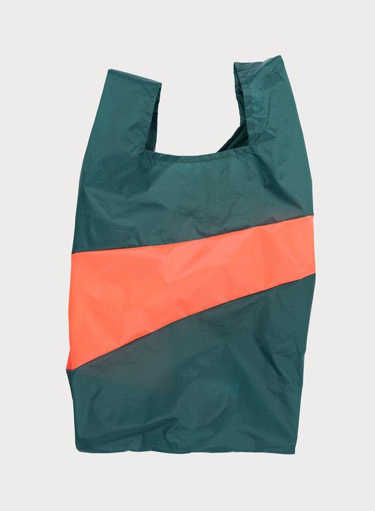 SUSAN BIJL Shoppingbag Pine & Rhodo