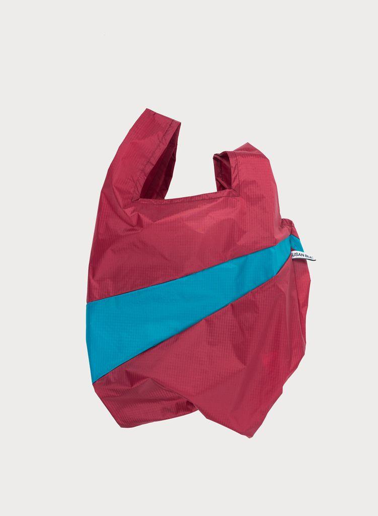 SUSAN BIJL Shoppingbag Hans & Aqua