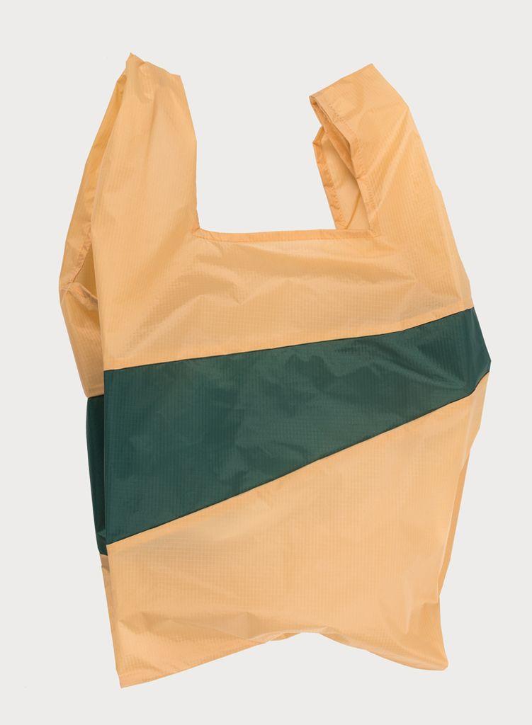 SUSAN BIJL Shoppingbag Calcite & Pine