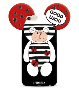 IPHORIA TEDDY GOOD LUCK FOR APPLE IPHONE 6/6S