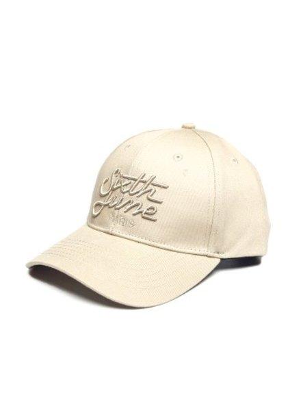 SIXTH JUNE CAP BEIGE