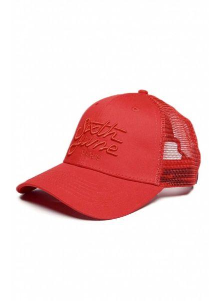 SIXTH JUNE CAP RED
