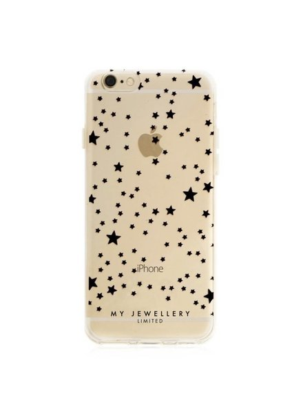 LITTLE STARS CASE BLACK