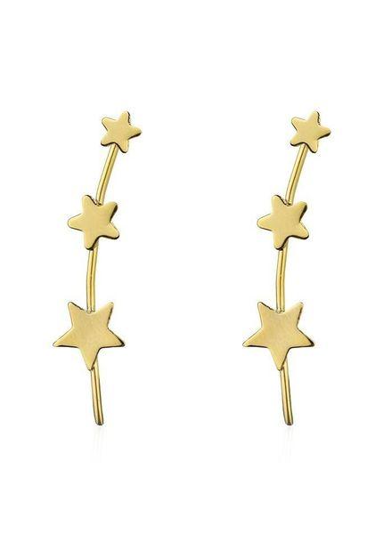 EARLINE STARS GOLD