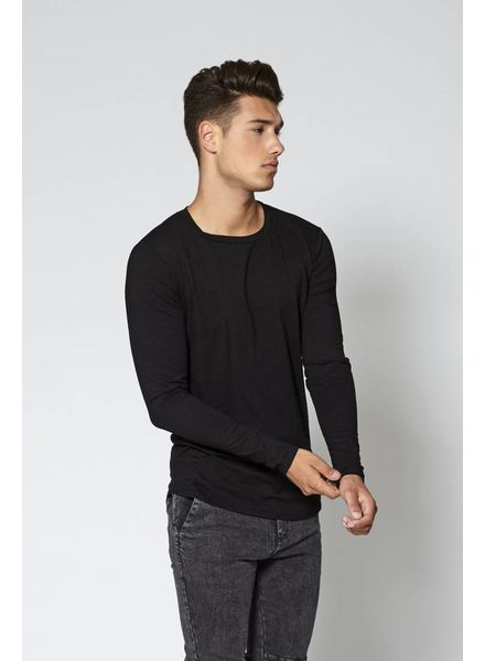 SHIRT TIM BLACK