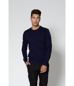 LOFTY MANNER SWEATER IGGY BLUE