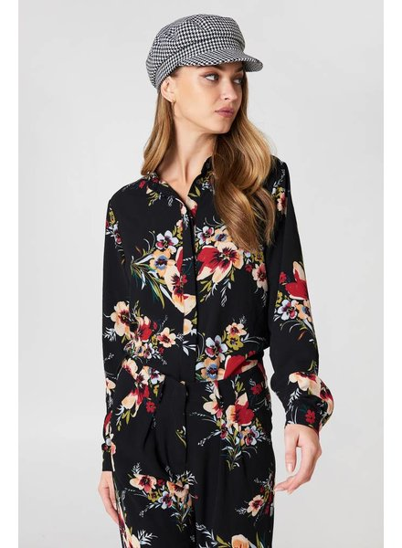 CARINA FLOWER BLOUSE