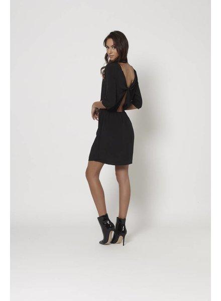 DRESS SONIA BLACK