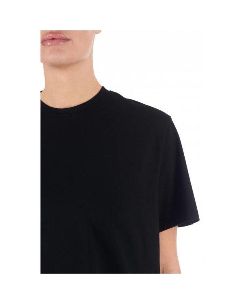 REINDERS BACK T-SHIRT BLACK