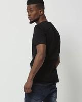 LOFTY MANNER MEN T-SHIRT JASPER BLACK