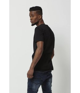 LOFTY MANNER MEN T-SHIRT JASPER BLACK