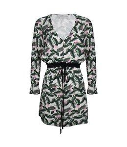 WANDERLUST PALOMA PALM DRESS