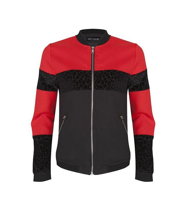 JACKET CATALINA RED