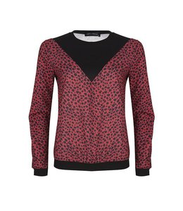 SWEATER BONA RED