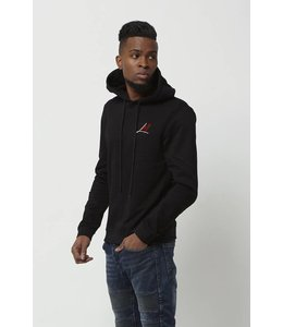 LOFTY MANNER MEN HOODIE JORDY ZWART