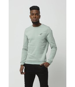 LOFTY MANNER MEN SWEATER RAFAEL MINT