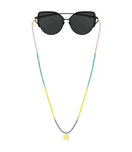 SUNGLASSES CORD STAR GOLD