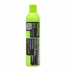 NUPROL Nuprol 2.0  Gas 500ml Premium Green