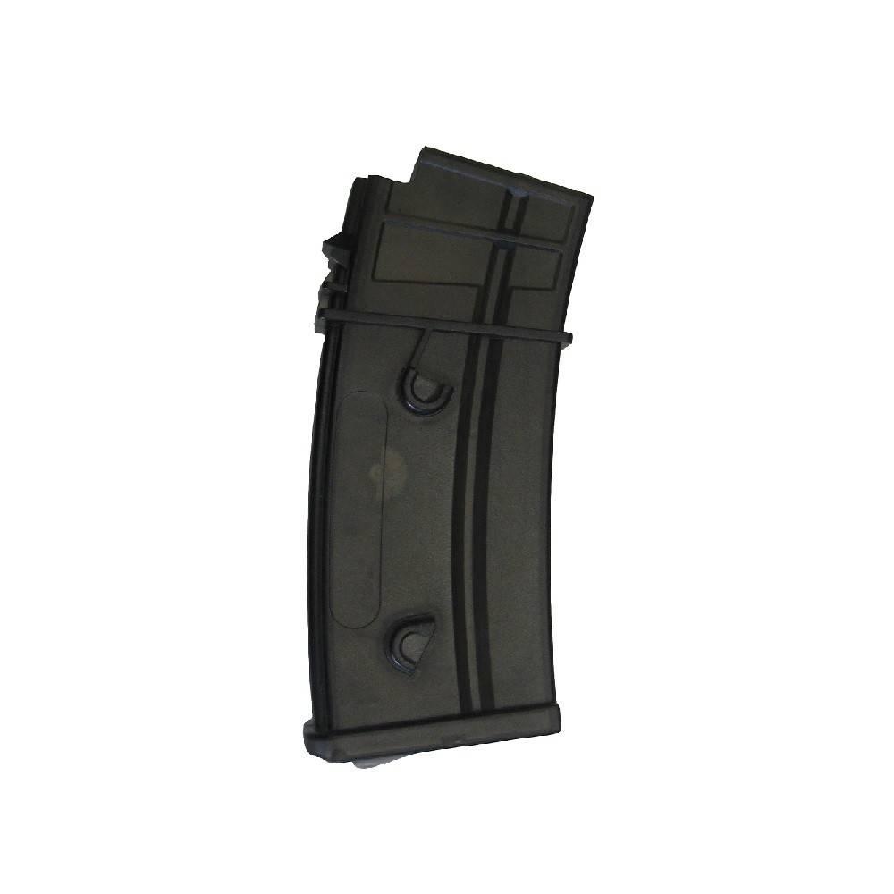 Heckler & Koch G36 Hi-Cap Flash Mag 360 rds - BK