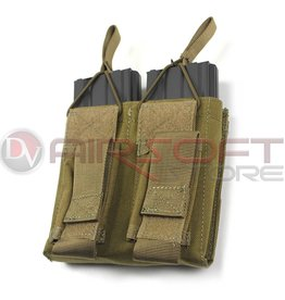 EMERSON Double Open Top Rifle & Pistol Magazine Pouch