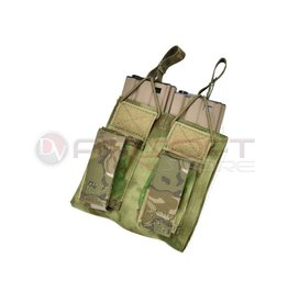 EMERSON Double Open Top Rifle & Pistol Mag Pouch - AT-FG