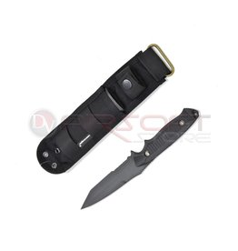 EMERSON Dummy knife + Cloth cover - BK