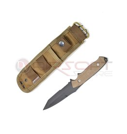 EMERSON Dummy knife + Cloth cover CB