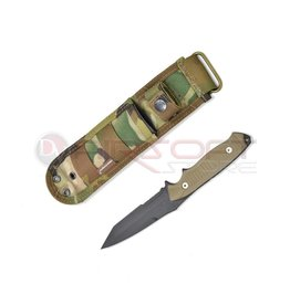 EMERSON Dummy knife + Cloth cover - MC