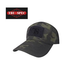 TRU-SPEC Contractor's Cap - MC BK