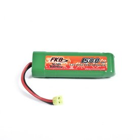 FKB Battery NiMH 8,4V 1500mAh Mini-Type