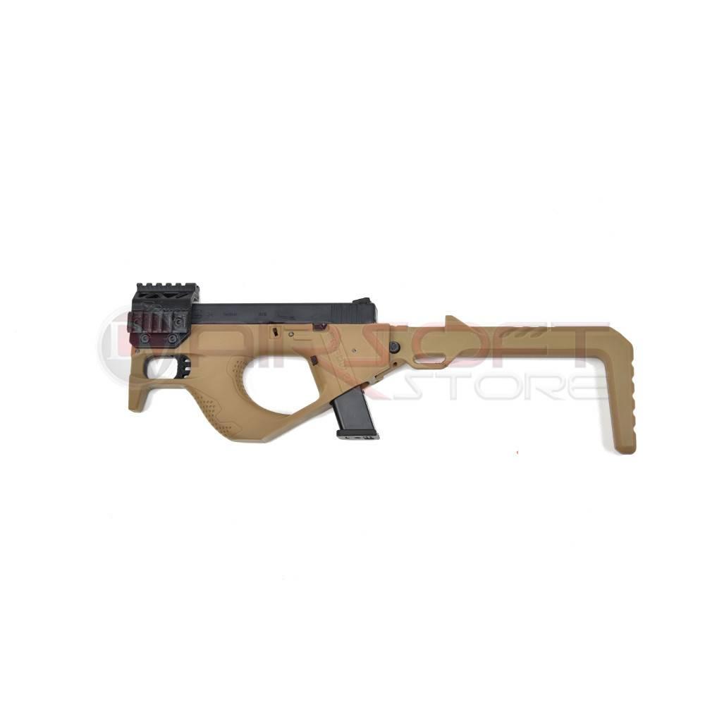SRU SR-PDW-P3-GUN - TAN