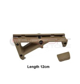 Big Foot Angled Fore Grip (small) - Tan