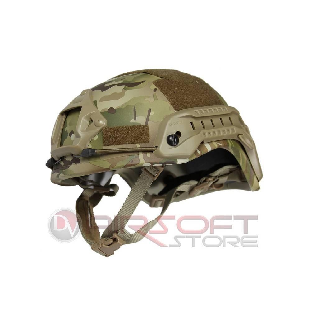 EMERSON ACH MICH 2001 Helmet-Special action/MC