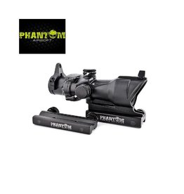 Phantom Riflescope 1x32  Red dot ACG - BK