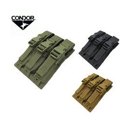 CONDOR Triple Mag Pouch for MP5 & UMP