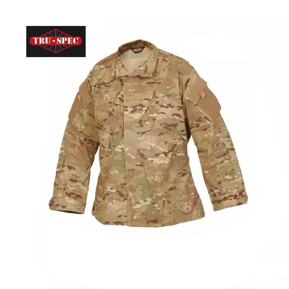 TRU-SPEC Tru-Spec Shirt/Jacket, MC NYCO R/S,