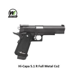 WE Europe Hi-Capa 5.1 R Full Metal Co2