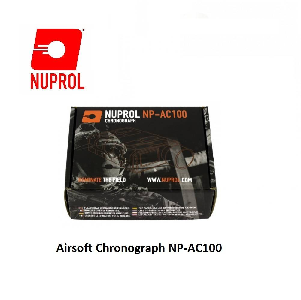WE Europe Airsoft Chronograph NP-AC100