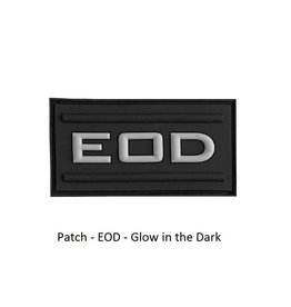 JTG Patch - EOD - Glow in the Dark