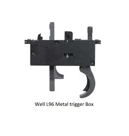 Well L96 Metal Trigger Box