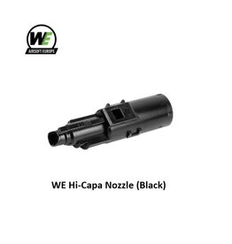 WE Europe WE Hi-Capa Nozzle (Black)